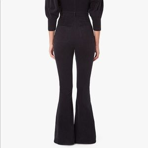 NWT We Wore What black corduroy retro jumpsuit